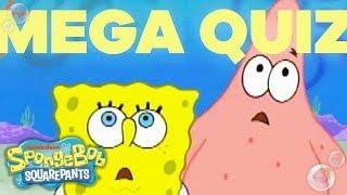 Download Can You Ace the Superfan Megaquiz Part 2⁉️ | SpongeBob Video