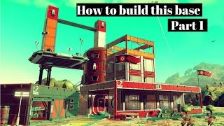 Download no man's Sky How to build the Base from trailer part 1 Video