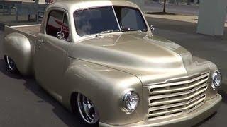 Download 1949 Studebaker Street Truck Video