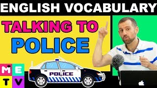 Download TALKING TO POLICE Video
