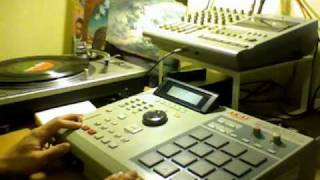 Download Souls Of Mischief ″93 'Til Infinity″ beat recreated with Akai MPC-2000XL Video