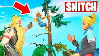 Download SNITCH to WIN! *NEW* Hide & Seek Gamemode in Fortnite Creative Video