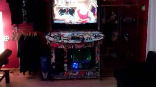 Download Hyperspin Arcade Cabinet 42″ Monitor Video