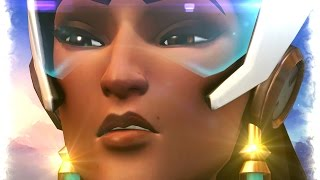 Download Symmetra Update Best Moments Montage | Overwatch Symmetra Gameplay Funny, Fail, Lucky Moments Video