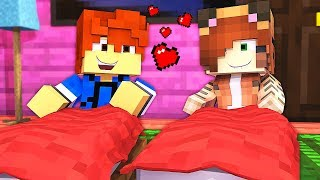 Download Sleep Over At My GIRLFRIEND'S House !? - Daycare (Minecraft Roleplay) Video