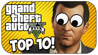 Download Top 10 WTF Moments in GTA 5! (Ft. Granty) Video