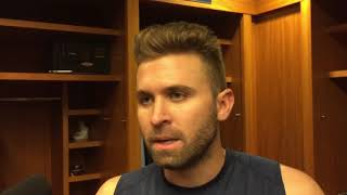 Download Brian Dozier calls for mandatory protective netting after Yankee Stadium foul ball hits young fan Video