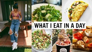 Download WHAT I EAT IN A DAY 2018 (healthy / how I stay in shape) l Olivia Jade Video