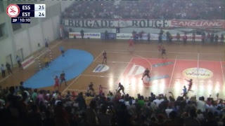 Download ESS vs EST - 6éme journée play-off - Handball Video