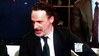 Download Andrew Lincoln vs. Fan - Talking Dead (4/15/18) Video