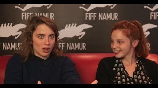 Download Orpheline   L'Interview   FIFF 2016 Video