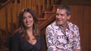 Download Aqui y Ahora - Salma y Antonio, una pareja con mucha química Video