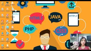 Download Basic Difference between HTML, CSS, PHP. Video