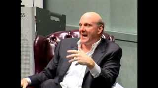 Download Steve Ballmer: CEO Can Not Delegate Business Culture Video