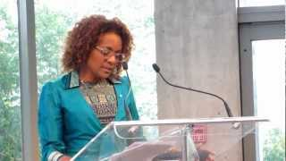 Download Rt. Hon. Michaelle Jean Speaking on Youth, Justice, and the Arts   Jeunesse, justice et arts Video
