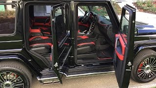 Download Mansory G63 AMG 850 HP & Alpha Armouring Safety Video