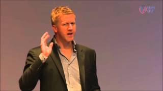 Download This is the best time to be alive | Gareth Cliff | TEDxUFS Video