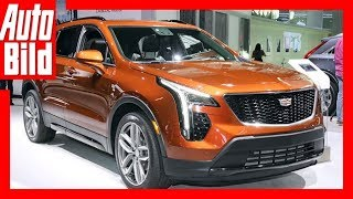 Download Cadillac XT4 (NYIAS 2018) Sitzprobe/Review/Details Video