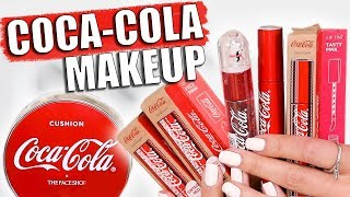 Download COCA-COLA MAKEUP COLLECTION | Fun or Flop Video