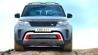 Download New Land Rover Discovery SVX REVIEW 8 New Features 2018 World Premiere New Discovery SVR 2018 CARJAM Video