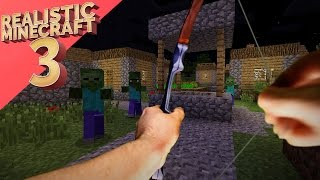 Download Realistic Minecraft 3 ~ The Town Invasion Video