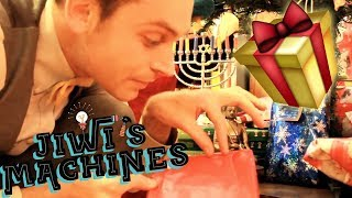 Download Unwrapping Christmas Presents Early! | Joseph's Machines Video