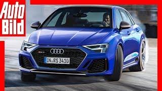 Download Zukunftsaussicht: Audi RS 3 (2021) Details / Erklärung Video