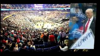 Download Trump vs Hillary rallies - What you DON'T see on TV Video