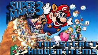 Download Super Mario Bros 3 - Hidden Secrets and King Messages Video