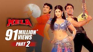 Download Mela   Part 2   Aamir Khan, Twinkle Khanna   B4U Mini Theatre Video