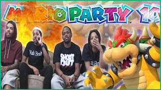 Download *Bowser Party Mode* This Is UNBEATABLE! - Mario Party 10 Gamepaly Video