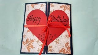 Download A Beautiful Birthday card idea for BOYFRIEND | complete tutorial Video