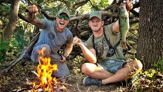 Download Wilderness Survival Challenge with Lunkers!!! Video