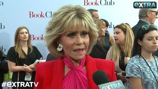 Download Jane Fonda's Epic Response to Her Nonexistent Dating Life Video