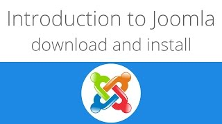 Download Joomla for beginners tutorial 1 - Introduction to joomla, download and install Video