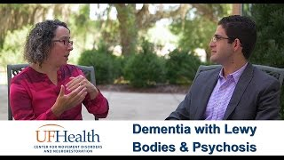 Download Dementia with Lewy Bodies & Psychosis - Drs. Armstrong & Deeb discuss Video