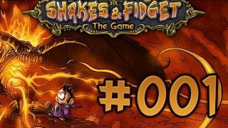 Download Let's Play Shakes and Fidget #001 - Aufbruch ins Fantasy Browsergame Video