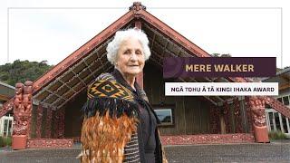 Download Mere Walker - Te Waka Toi Awards 2018 Video