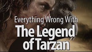 Download Everything Wrong With The Legend of Tarzan Video