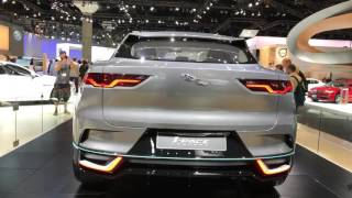 Download Jaguar iPace Concept Video