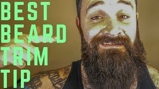 Download Beard Trim | Short Sides Long Bottom Explained in DETAIL | Tutorial Video
