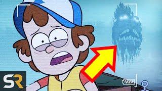 Download 20 Horror Movie Secrets Hidden In Gravity Falls Video