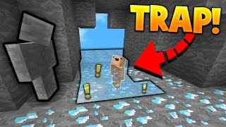 Download INSANE CAMO TROLLING TRAP! (Minecraft SKY WARS CAMO TROLLING) Video