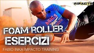 Download ESERCIZI CON IL FOAM ROLLER Video