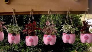 Download Como fazer horta com garrafa pet - Ideias Criativas - 2ª Temporada - EP 9 - Pet bottle garden Video