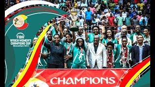 Download Final - InterClube v Ferroviario Maputo - Full Game - FIBA Africa Women's Champions Cup 2018 Video