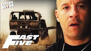 Download Fast Five - Paul Walker and Jordana Brewster epic desert scene OFFICIAL HD VIDEO Video