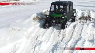 Download John Deere 825i S4 Gator with Camoplast T4S Tracks Video