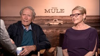 Download THE MULE interview - Clint Eastwood, Dianne Weist - Eastwood talks A Star is Born Video