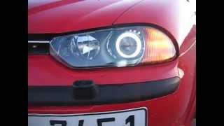 Download Alfa Romeo 156 Zender tuning widebody kit with BiXenon and LED 06 Video